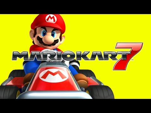 mario kart 7 how to unlock all characters youtube