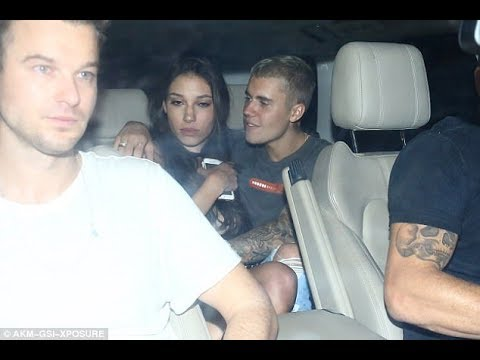 Video - Justin Bieber Has A Hot New Love Interest 2017