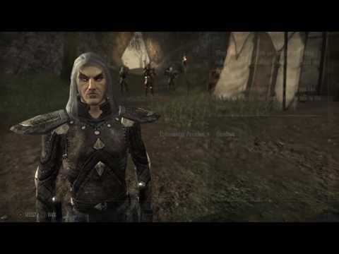 Elder Scrolls Online THE IRON GATES!!! [Ps4 Pro Gameplay]