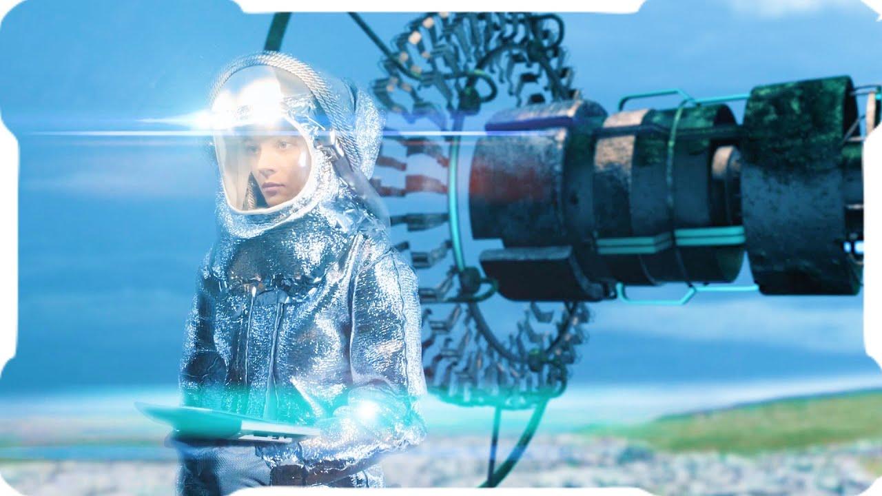 ASMR Key Paradox. Sci - Fi Futuristic Story. Spacesuit Dressing Up