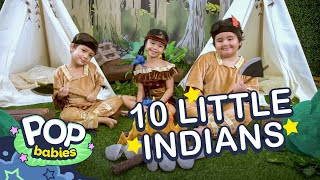 Ten Little Indians | Pop Babies