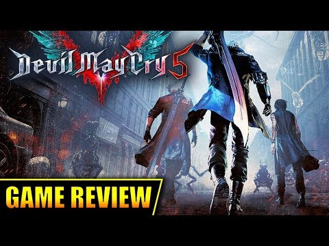 Devil May Cry 5 | Review thumbnail