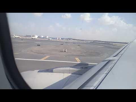 Abu Dhabi Airport - Etihad Dreamliner Takeoff