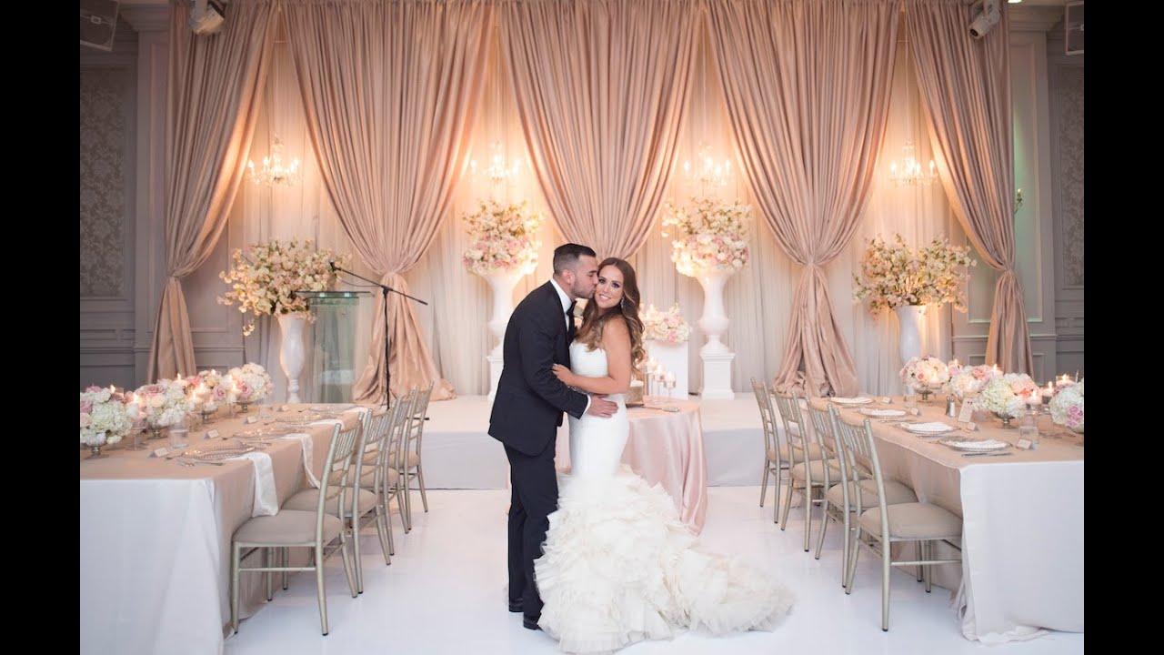 Melissa Andrew S Cherry Blossom Wedding At Hazelton