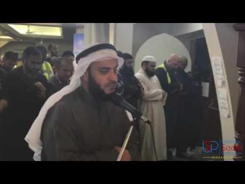 HD | Shaykh Mishary Rashid Al Afasy | Isha  Salah | Green Lane Masjid | 29-10-16