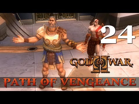[24] Path of Vengeance (Let's Play God of War series w/ GaLm)