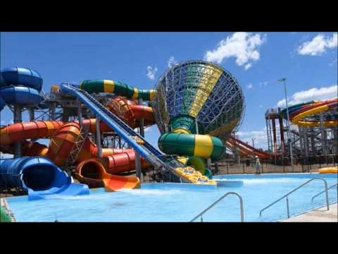 Wet'n'Wild Sydney | Waterpark | Edit (AudioSonic Waterproof Camera, gopro)