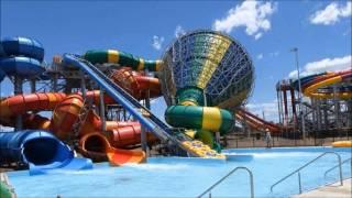 wet n wild sydney   waterpark   edit audiosonic waterproof camera gopro
