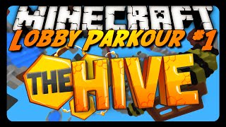 Minecraft | THE HIVE | SERVER LOBBY PARKOUR #1