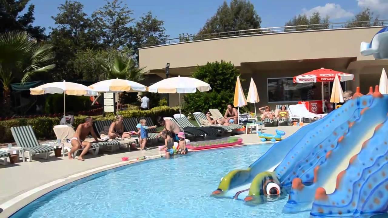 Video Hotel Royal Garden Suites Alanya Youtube
