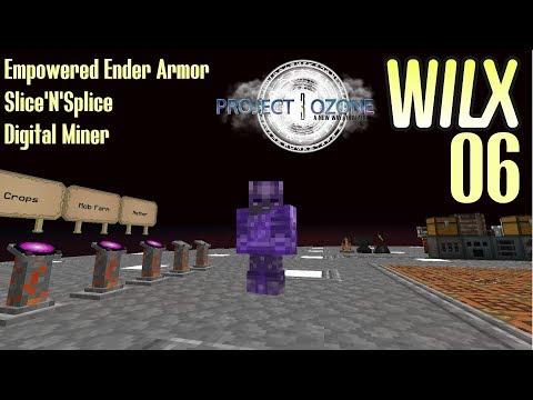 06 - Ender Armor, Slice'N'Splice, Digital Miner - Project