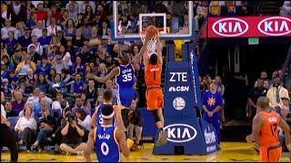 Kevin Durant - Defensive Dynamo 16/17