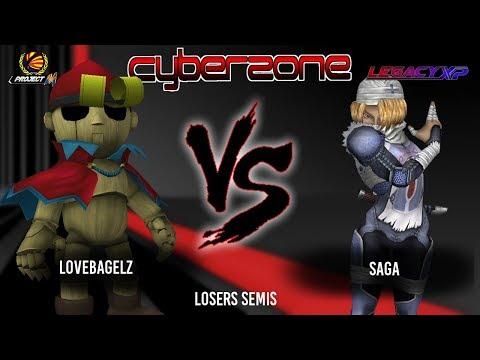 CZPM156: ilovebagelz (Geno/Young Link) vs Saga (ZSS/Sheik) Losers Semis