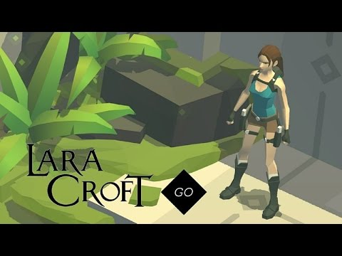 LARA CROFT GO - iOS / Android - Gameplay Trailer