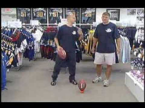 Brian Moorman and Ryan Lindell Spot - Buffalo Bills Commercial