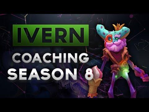 Free LS Style Coaching - Ivern Jungle Season 8 (League of Legends)