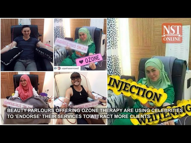 Ozone therapy in Malaysia: How safe is it? [VIDEO] | New Straits