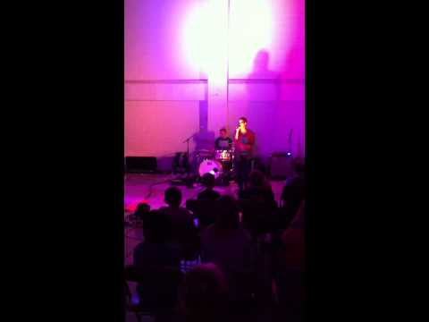 "Jon Pritikin at Mountain Lake Christian School - ""Roar"""