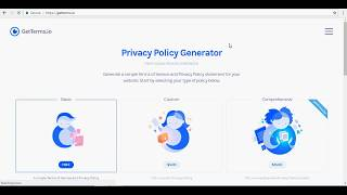 Free Privacy Policy Generator for Website or Blog 2018 | Privacy policy generator website