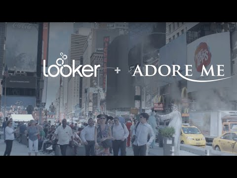 AdoreMe + Looker: Disrupting the Lingerie Industry