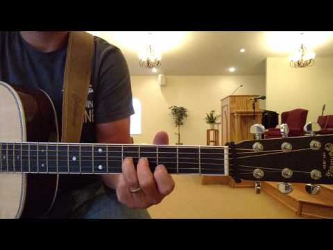 Beginner Lesson On I'll Fly Away By Cagney Bradley