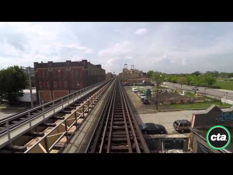 CTA Ride the Rails: Green Line to Cottage Grove & Ashland/63rd