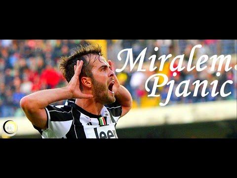 Miralem Pjanic 2016/17 - Goals & Skills