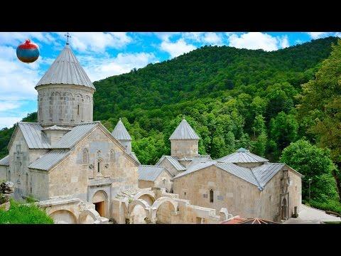 Монастырь Агарцин (Հաղարծին /Haghartsin Monastery)