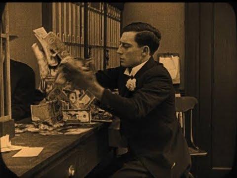 The Haunted House 1921 Starring Buster Keaton Virginia Fox Joe Keaton Joe Roberts Edward F. Cline