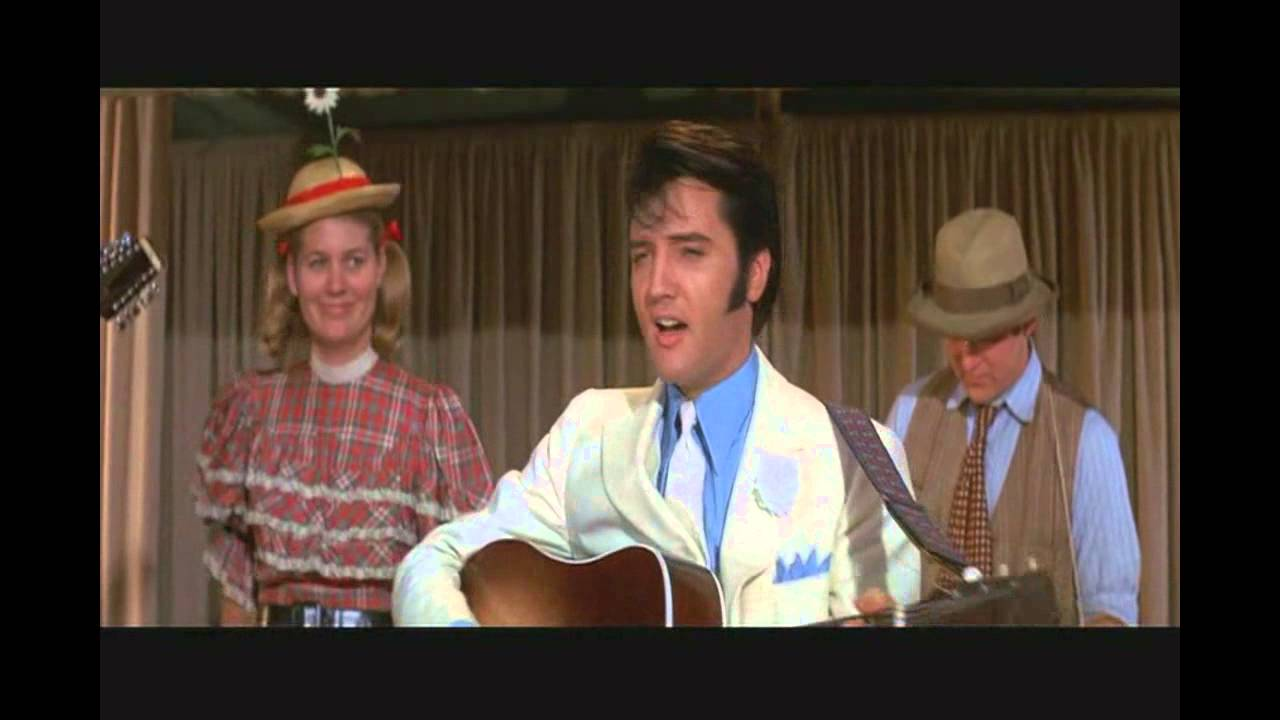 elvis presley clean up your own backyard youtube