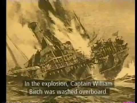 The Sinking of RMS Leinster 1918