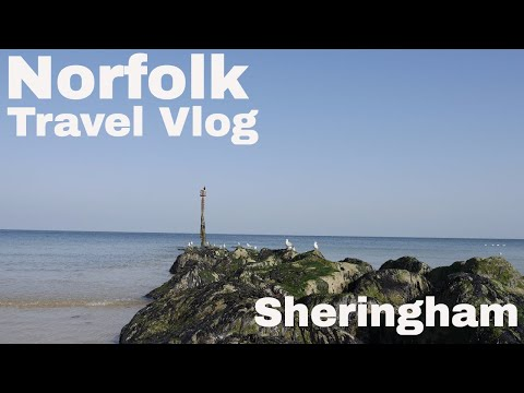Fun things to do in Norfolk today - Visit Sheringham!