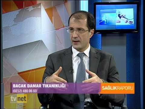 SAĞLIK RAPORU 08.12.2014   GİRİŞİMSEL RADYOLOJİ UZMANI PROF. DR. LEVENT OĞUZKURT