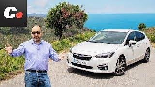 Subaru Impreza 2018 | Prueba / Test / Review En Español | Coches.Net