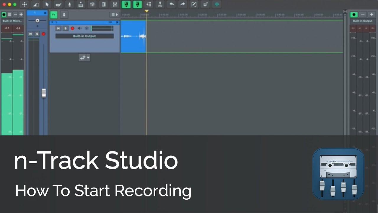 n-Track Studio EX Free Download
