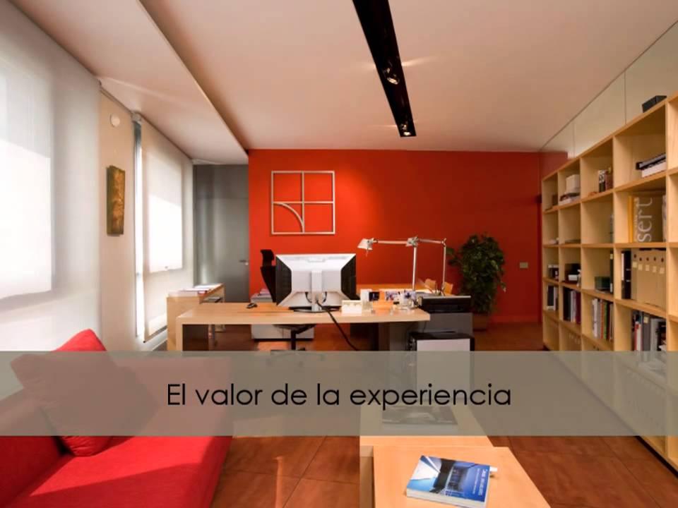 Presentacion despacho melero arquitectura youtube for Estudios de arquitectura famosos