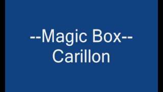 Magic Box - Carillon