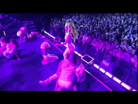 Lady Gaga - G.U.Y. (Live At David Letterman Show 2014) HD