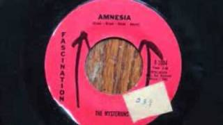 The Mysterions - Amnesia