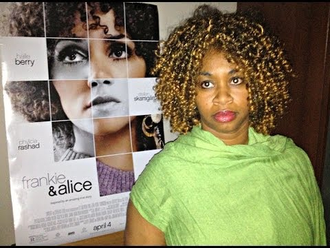 FRANKIE AND ALICE - Halle Berry ... GloZell