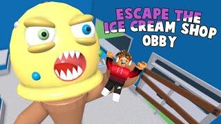 ROBLOX: PTD to buy ice cream-loving love Balls: Escape The Ice Cream Shop Obby!