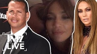 JLO and A-Rod: Photo In Bed Together?! | TMZ Live