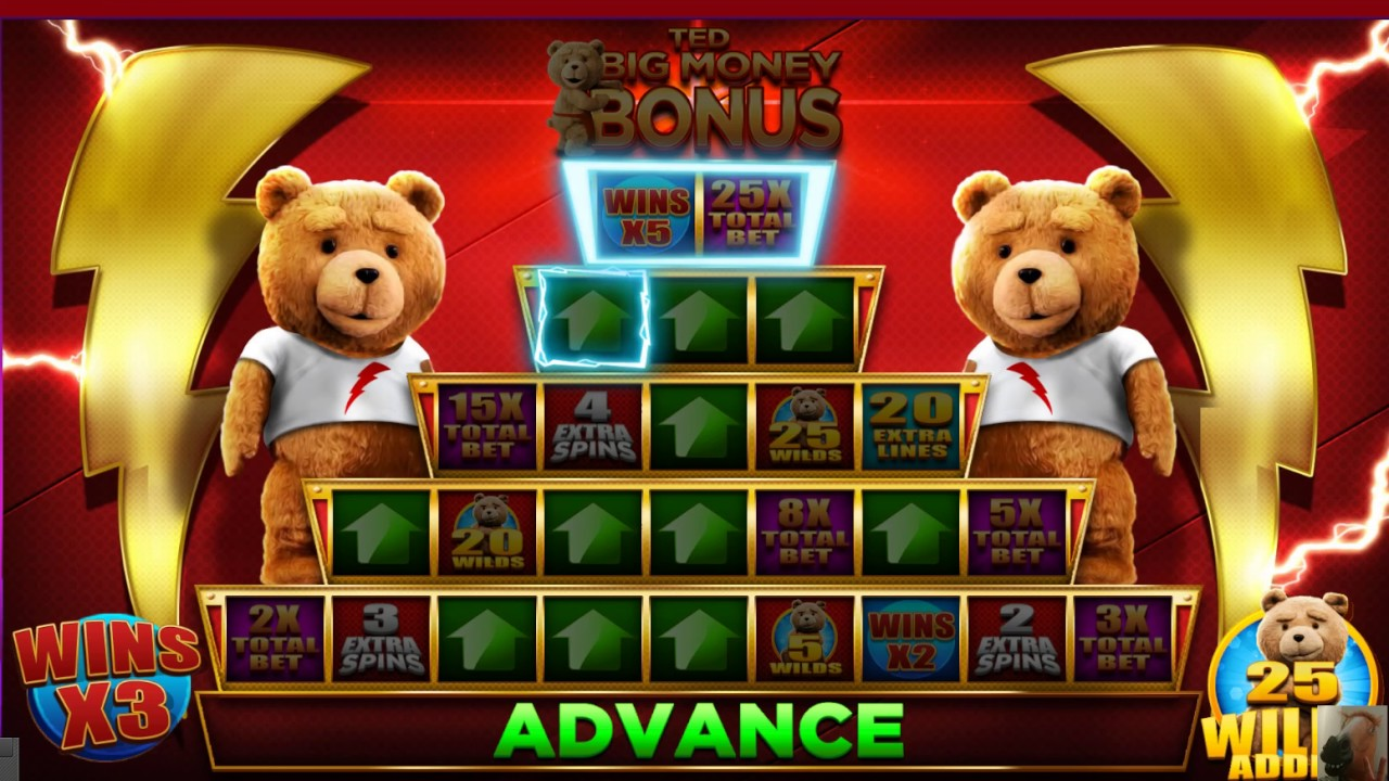 Ted online slot machine
