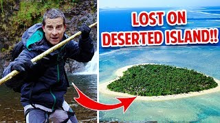 Where is Bear Grylls Today?
