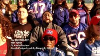 You Down With JPP (New York Giants Jason Pierre-Paul) - Naughty By Nature Parody