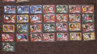 Dragon Ball Collection #1 - Chio Cards sealled / Karty Chio w folii