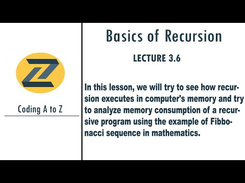 [3.6] Fibonacci Sequence   Anatomy Of Recursion And Space Complexity Analysis