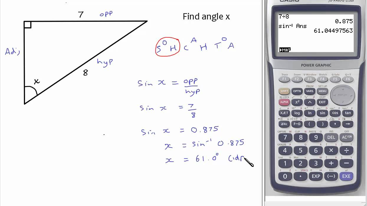 right triangle calculator Triangle calculator instructions enter values three of the six sides and angles of the triangle and the other three values will be computed the number of significant values entered will determine the number of significant figures in the results.