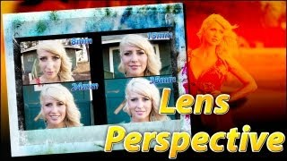 Lens Perspective Training Tutorial | Field of View | Angle of View