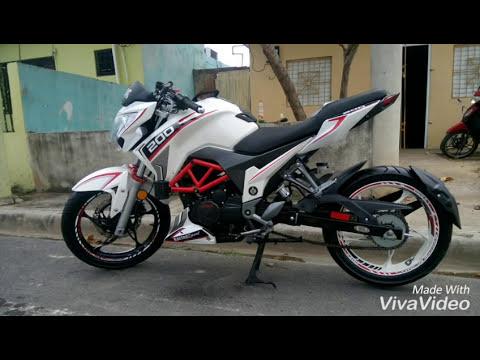 Motor loncin cr5 200 modificado youtube for Ecksofa 250 x 200